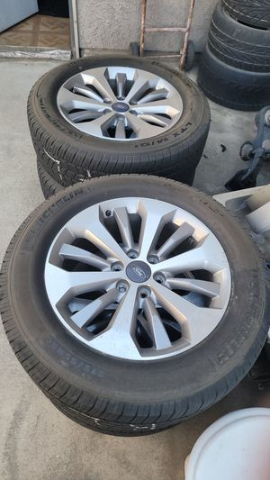 OEM Ford 20 Inch wheels for Sale in San Bernardino, CA