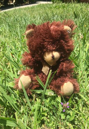 Small Chestnut Brown Teddy Bear for Sale in Hayward, CA