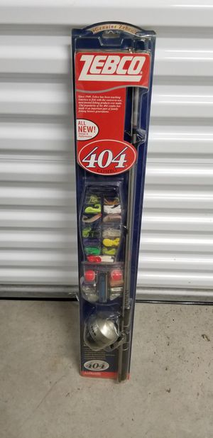 Fishing Rod set for Sale in Bolingbrook, IL