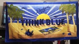 LA Dodgers Beach Towel for Sale in South Gate, CA