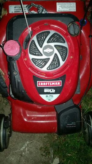 Craftsman mower for Sale in Madison, IL