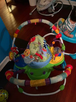 Jumper baby Einstein for Sale in Charlotte, NC