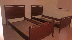 bed frame , twin set for Sale in Bettendorf, IA