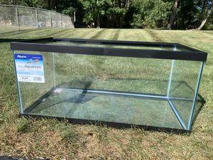 BRAND NEW 40-GALLON FISHTANK for Sale in Carlisle, PA
