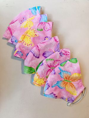 Mascarillas de mariposas para niñas for Sale in Smyrna, TN