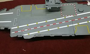 AirCraft Carrier Toy with Planes for Sale in Sunbury, OH