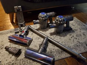 Dyson handheld cordless vacuums for Sale in Denver, CO