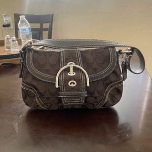 Brown Coach Purse for Sale in Scottsdale, AZ