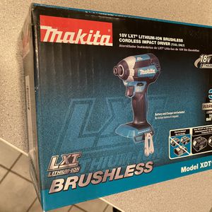 Makita 18v Brushless Compact Impact Driver (tool Only) for Sale in Lombard, IL