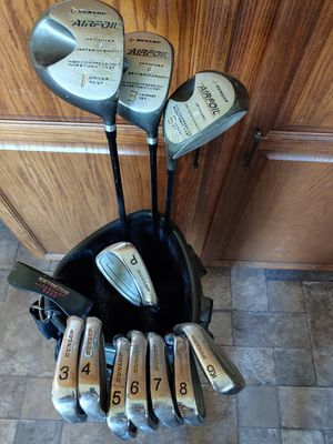 Dunlop Golf Clubs with bag for Sale in Palmdale, CA