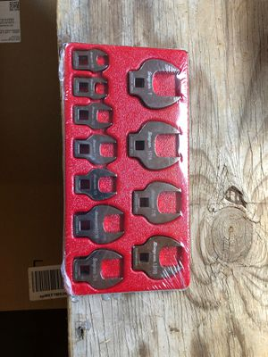 Snap on 3/8 drive SAE crows foot set for Sale in Bremerton, WA