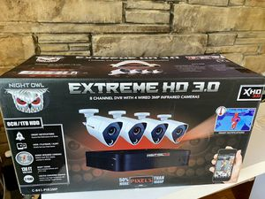 Night Owl Extreme HD 3.0 Security Camera 4-Pack NIB for Sale in Seattle, WA