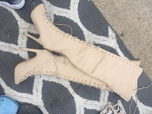 """Thigh High boots 5"""" for Sale in Fort Worth, TX"""