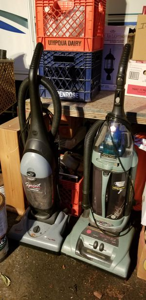 Hoover Upright Vacuum Cleaners for Sale in Gresham, OR