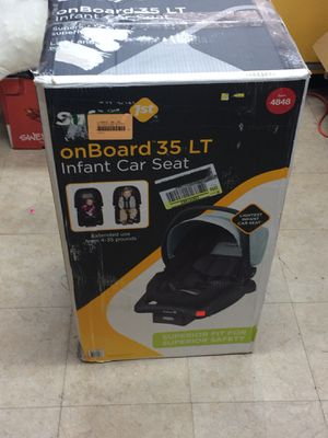 Safety 1st onBoard 35LT. Infant Car Seat for Sale in Rosemead, CA