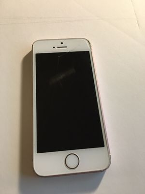 IPhone SE (Rose Gold, MetroPCS) for Sale in Diamond Bar, CA