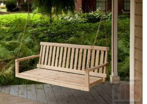 Outdoor porch swing for Sale in Dallas, TX