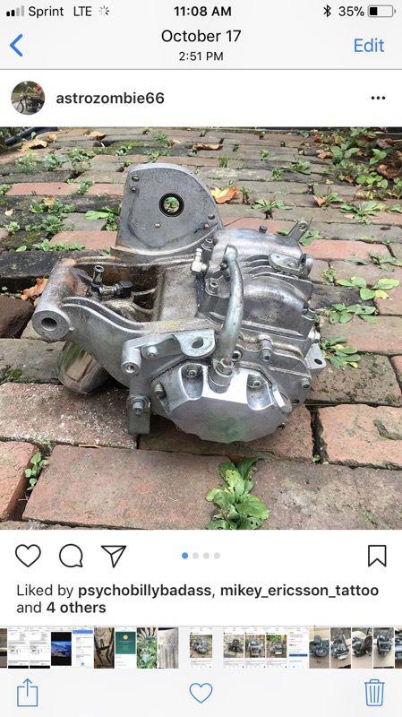 Harley FXR 5 speed transmission 82-86