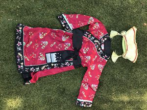 Disney costume Mulan Asian costume for Sale in Santa Ana, CA