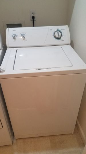 Free washer and dryer for Sale in Beaverton, OR
