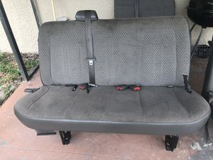 2008 Chevy express passenger van seats for Sale in Tampa, FL