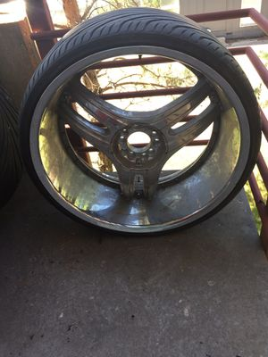 24 rims for Sale in Ames, IA