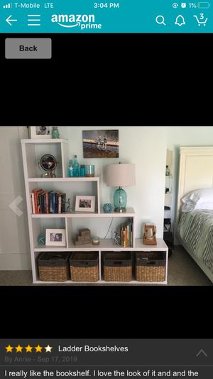 Ladder cube organizer shelf for Sale in Salinas, CA