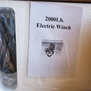 Portable Electric Winch for Sale in San Diego, CA
