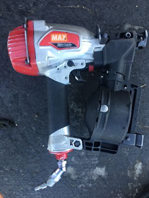Max roofing nailer for Sale in San Jose, CA