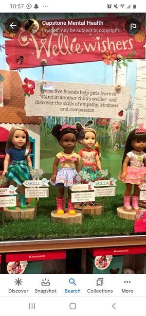 American girl doll wish holder for Sale in Phoenix, AZ