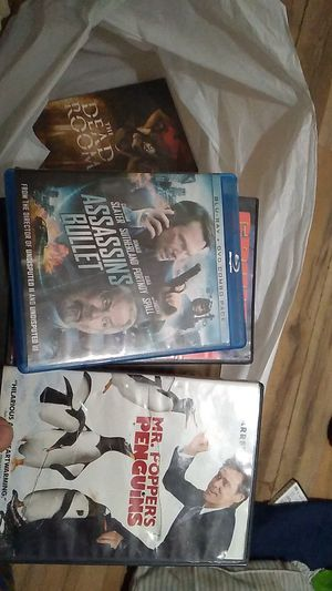 Dvd and blue rays for Sale in Bakersfield, CA