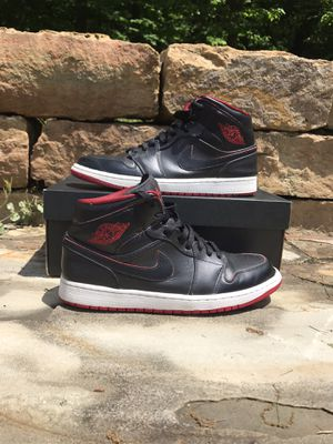 "Jordan 1 mid ""Bred"" for Sale in Chagrin Falls, OH"