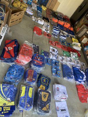 HUGE Soccer Lot CHEAP WHOLESALE Best Offer for Sale in Riverside, CA