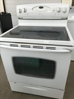 Glass Top Stove Electric for Sale in Willowbrook, IL