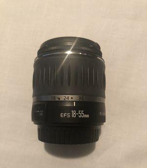 Canon lenses for Sale in Renton, WA