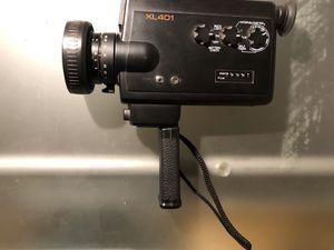 Minolta xl 401 8 mm film video camera for Sale in San Francisco, CA