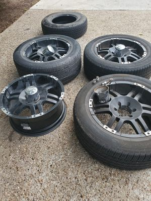 Black Rims for Sale in Round Rock, TX