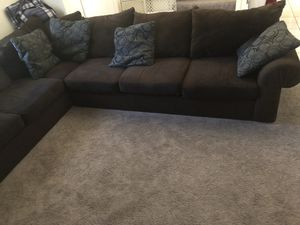 2 Piece Sectional Couch in great condition!! for Sale in Glendale, AZ