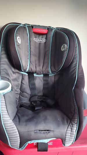 8 position car seat for Sale in Killeen, TX