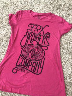 Fox SoCal Harley skull women's shirts for Sale in Glendale, AZ