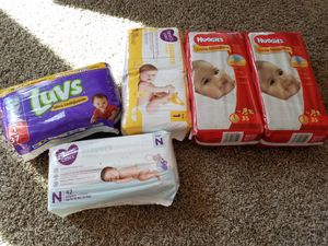 Diapers size 1 for Sale in Payson, AZ