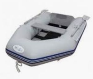 7.8ft WaveLine Deluxe inflatable boat for Sale in Wilton Manors, FL