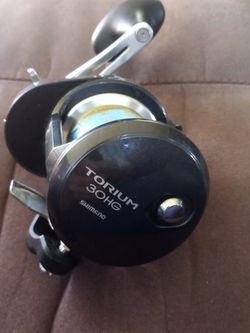 Shimano Torium 30 HG Great Condition for Sale in Cape Coral,  FL