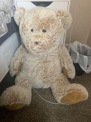 Big teddy bear for Sale in Antioch, CA