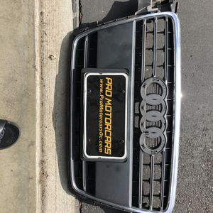 Audi A4 B8 Front grille for Sale in Placentia, CA