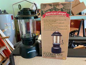 American camper, lantern for Sale in Durham, NC