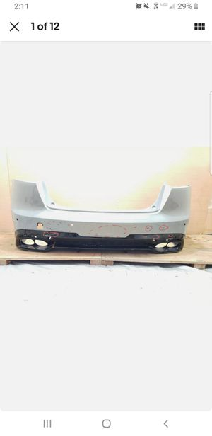 2018 2019 Kia Stinger GT REAR BUMPER COVER OEM for Sale in Auburn, WA