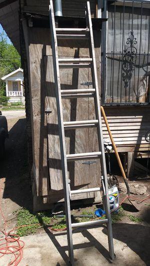 16' ladder for Sale in San Antonio, TX