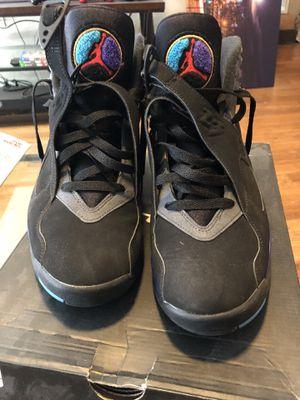 Jordan Aqua 8s Size 12 for Sale in Denver, CO
