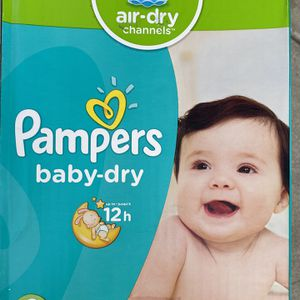 Pampers Size 2 for Sale in Long Beach, CA